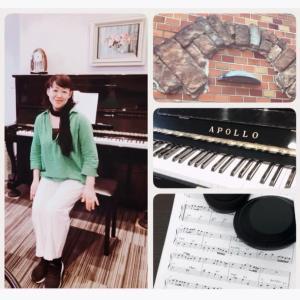 APOLLO ピアノが待っていました。