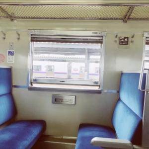函館からオンライン教室。「道南いさりび鉄道」に乗って…