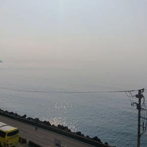 熱海へ社員旅行最終回 熱海の朝