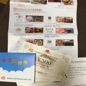 バンダイナムコホールディングス 株主優待 201903