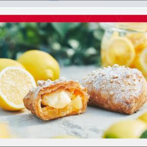 夏限定!レモンのお菓子を楽しみたい(詳細は 「福岡アンテナ」 で検索)