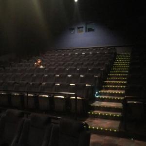 不謹慎にも映画館デートしてきました