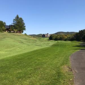 エーヴランドゴルフクラブに行ってきました!
