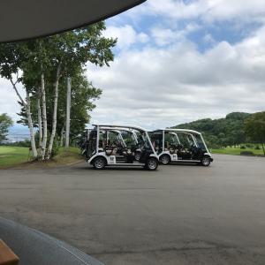 札幌テイネゴルフクラブなう