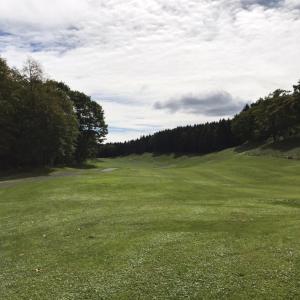 リージェントゴルフクラブトムソンコースに行ってきました!