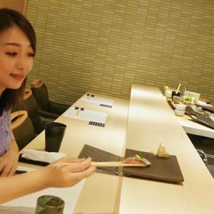 雑多な新宿の中にある大人のための本格お鮨屋さん