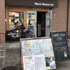 マッケンチーズカフェ(Mac'n Cheese Cafe)でランチ