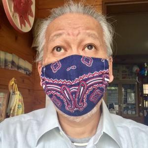 マスク貰いました!(^o^;)