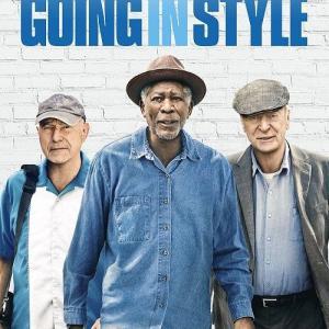 『ジーサンズ はじめての強盗』映画(2017)