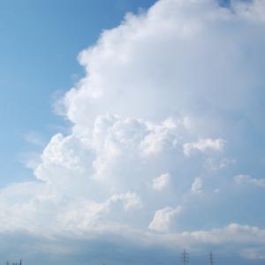 大きな積乱雲(積乱雲)
