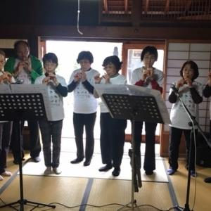 ちょいまる&よし笛教室生の【よし笛どきどきコンサート2020秋♪】