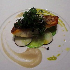 ORIGAMI 本日の魚料理シェフスタイル その2