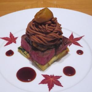ORIGAMI 秋の味覚とマロンフェア