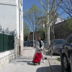新型コロナウィルス・フランスの日常生活