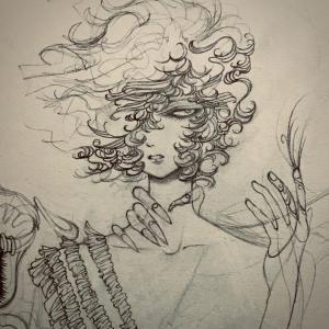 「14才と悪魔」イメージ中