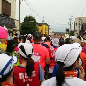 第15回小布施見にマラソン(長野県小布施町)で5回目の人情に触れる