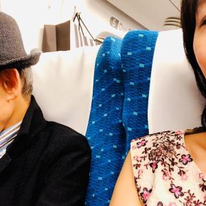 名古屋まで父と落語デート♪
