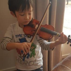 バイオリンを始める時期