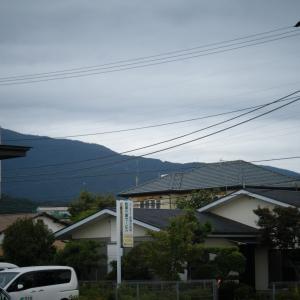 今日の富士山(2019.09.22)