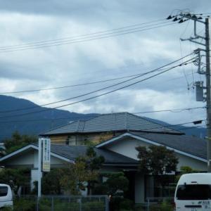 今日の富士山(2019.10.20)