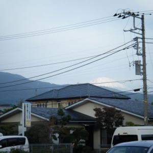 今日の富士山(2019.11.03)
