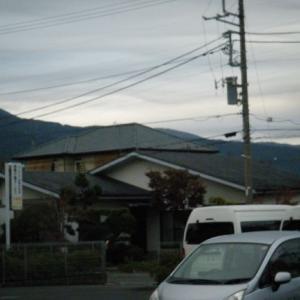 今日の富士山(2019.11.13)