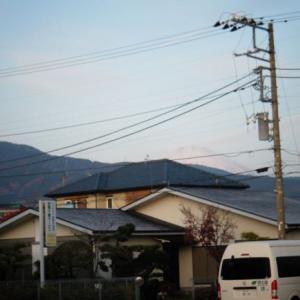 今日の富士山(2019.12.16)