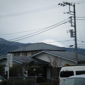今日の富士山(2020.01.27)