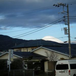 今日の富士山(2020.02.28)