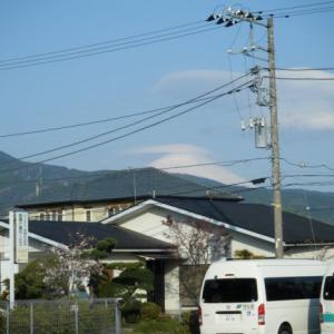 今日の富士山(2020.04.04)