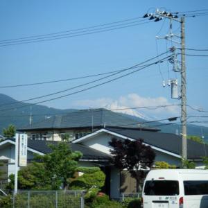 今日の富士山(2020.05.30)