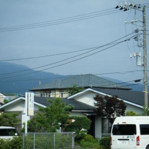 今日の富士山(202.08.03)