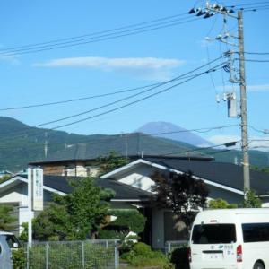 今日の富士山(2020.08.11)