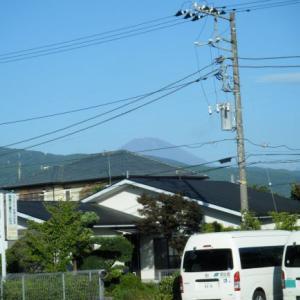 今日の富士山(2020.09.09)