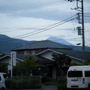 今日の富士山(2020.09.17)
