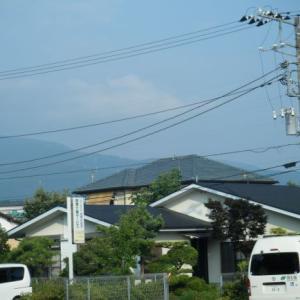 今日の富士山(2019.08.18)