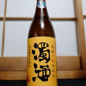金鼓 伝承水酛仕込 濁酒(秋・冬バージョン) 30BY [i98]