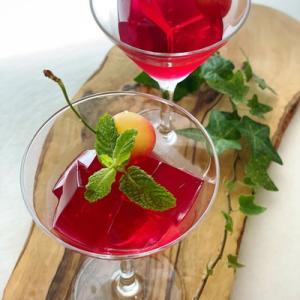 梅の季節は、赤紫蘇も旬です。