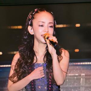 Hulu 伝説の歌姫 「安室奈美恵さんコンテンツ」 期間限定で無料配信