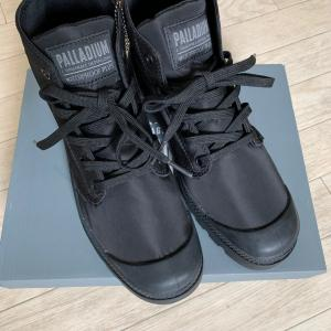 防水スニーカー PALLADIUM PAMPA PUDDLE LITE WP+