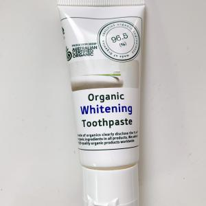 made of Organics ホワイトニング トゥースペースト (歯磨き粉)