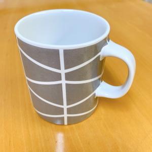 以前にアクタスで買った お気に入りマグカップ