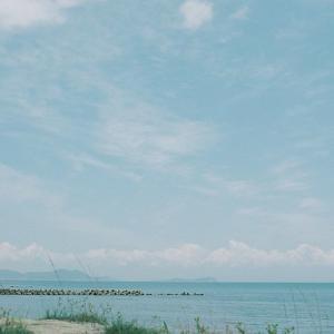 海辺と・・・