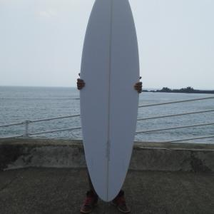 "6""4"" ×19'1/4""×2""5/8""   FOR   TOSHI. Y"