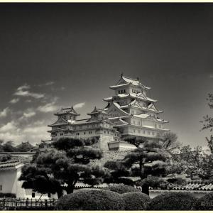 Record of the memory #70 Travel 12th day Himeji castle