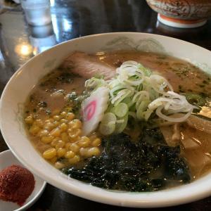 麺もスープも具のバランスも一番好き、愛してやまない味噌ラーメン・・・東根市「麺屋 大志」(辛みそラーメン )