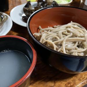 行列のできる食べ放題の人気店・大石田町の「七兵衛そば」に行列がなかった・・・