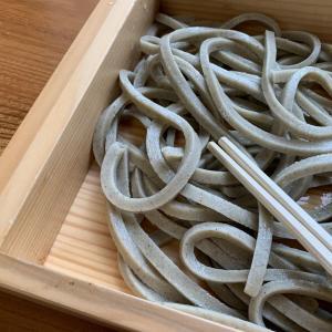 割り箸より太いw 東根市「手打ちそば 孤峰」さんの太すぎてすすれない超極太蕎麦