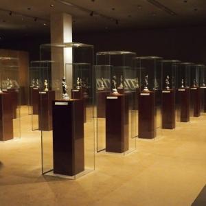 トーハクへいった。その1(法隆寺宝物館)