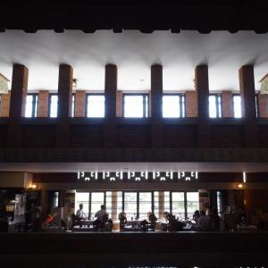 博物館明治村へ行った。帝国ホテル中央玄関編その4